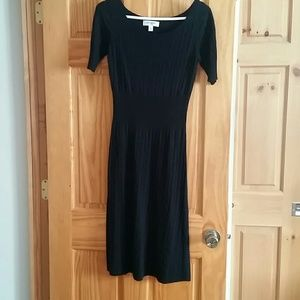 Isaac Mizrahi cable knit dress